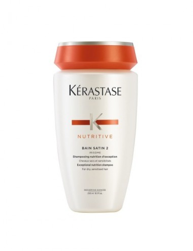 SHAMPOO KÉRASTASE NUTRITIVE BAIN SATIN 2 IRISOME - 250ml
