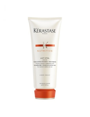 CONDITIONER KÉRASTASE NUTRITIVE LAIT VITAL IRISOME - 200ml
