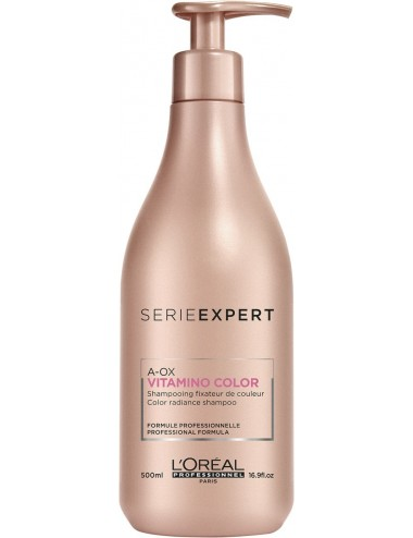 Shampoo Vitamino Color A OX  Serie Expert 500 ml