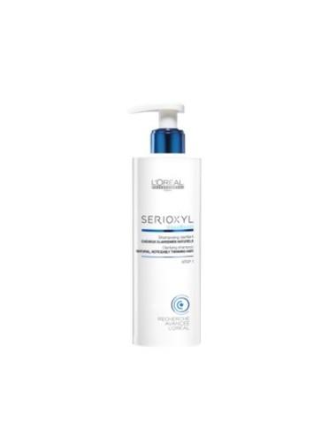 SERIOXYL Kit Hair 1: Shampoo per capelli naturali 250 ml