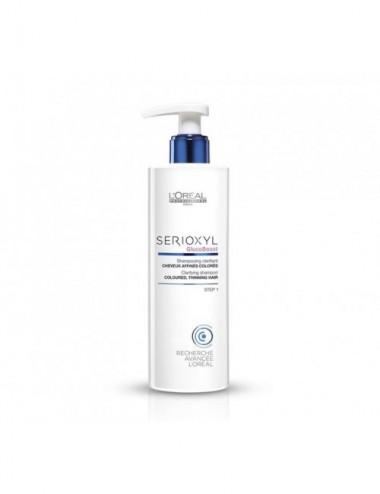 SERIOXYL Kit Hair 2: Shampoo per capelli colorati 250 ml