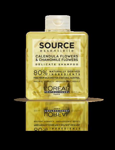 Shampoo Naturale Delicate a Calendula e Camomilla Source Essentielle 300ml