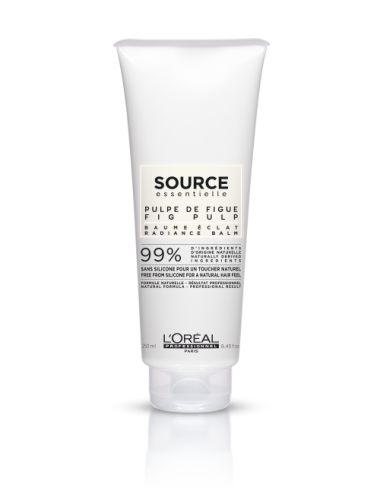 Maschera Radiance Naturale Illuminante con Polpa di Fico Source Essentielle 250ml